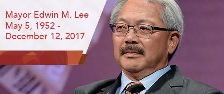 Mayor Ed Lee Death